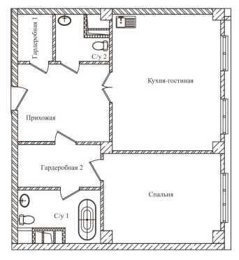 ЖК Резиденции Замоскворечье